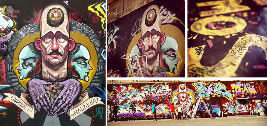 MEETING OF STYLES. FRANCE
